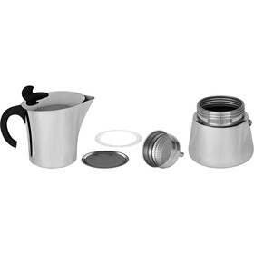 Basic Nature Stainless Steel Espresso Maker 9 Cups